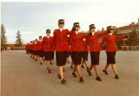 Female Troop Parade Square