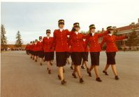 Female Troop Parade Square