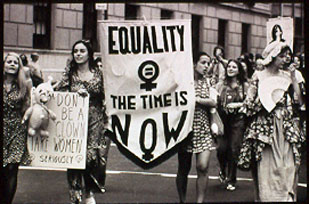 Women s rights to equality in canada