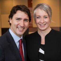 Patricia Hajdu, Minister of the Status of Women (Source: @PattyHajdu)