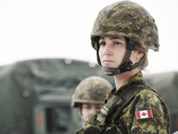 Source: DND, Canadian Armed Forces